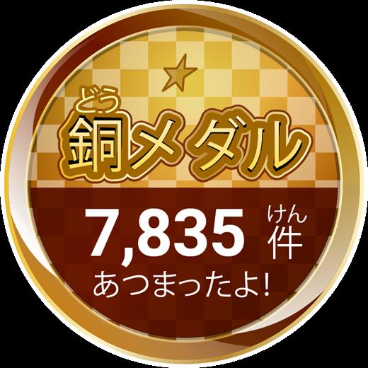 第2種目メダル